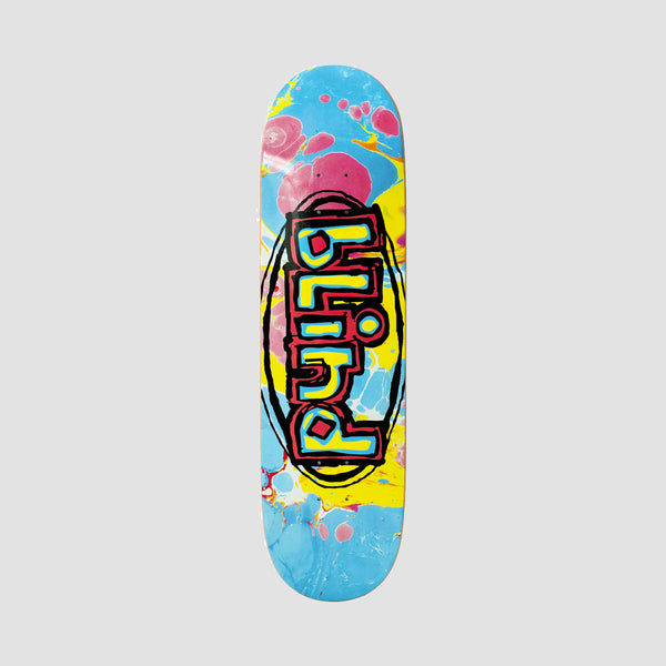 Blind OG Oval RHM Mini Deck Blue - 7""
