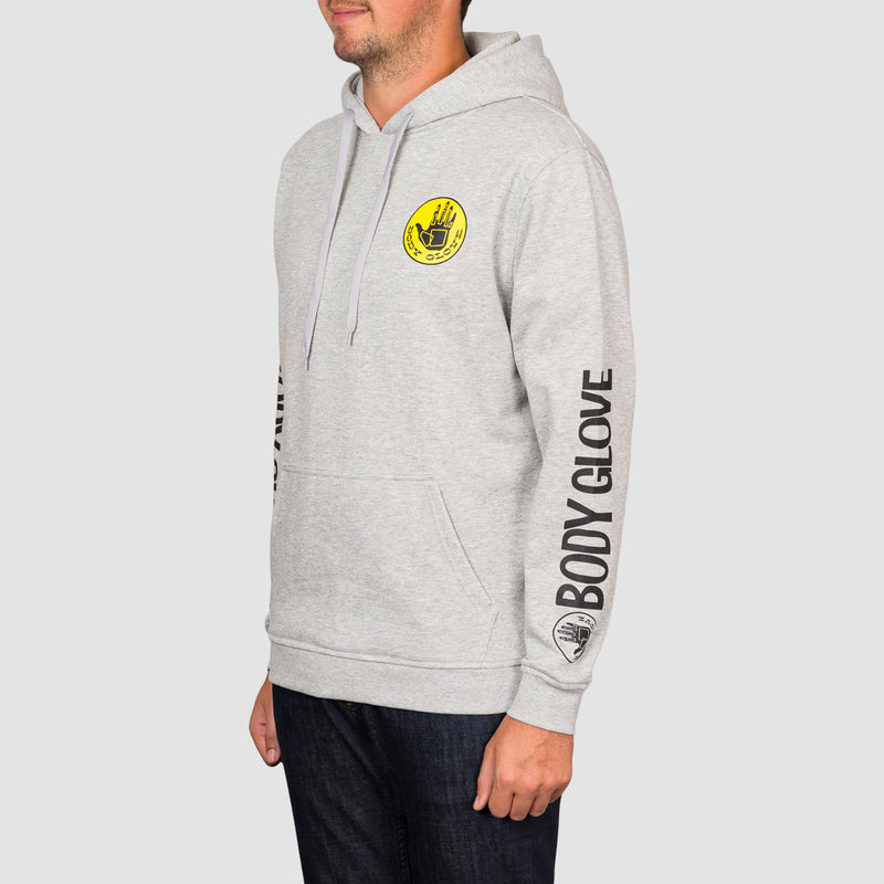 Body Glove Original Pullover Hood Athletic Heather