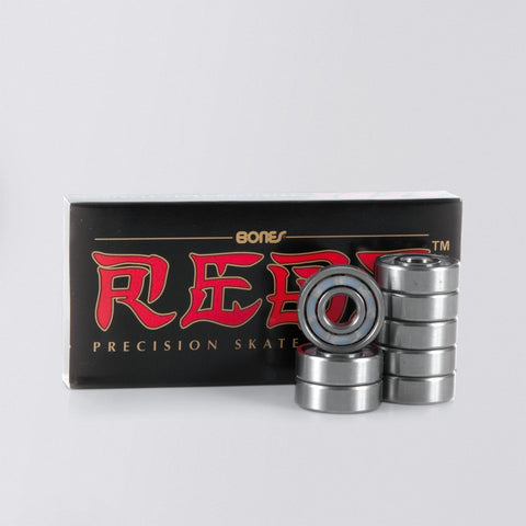 Bones China Reds Bearings x8