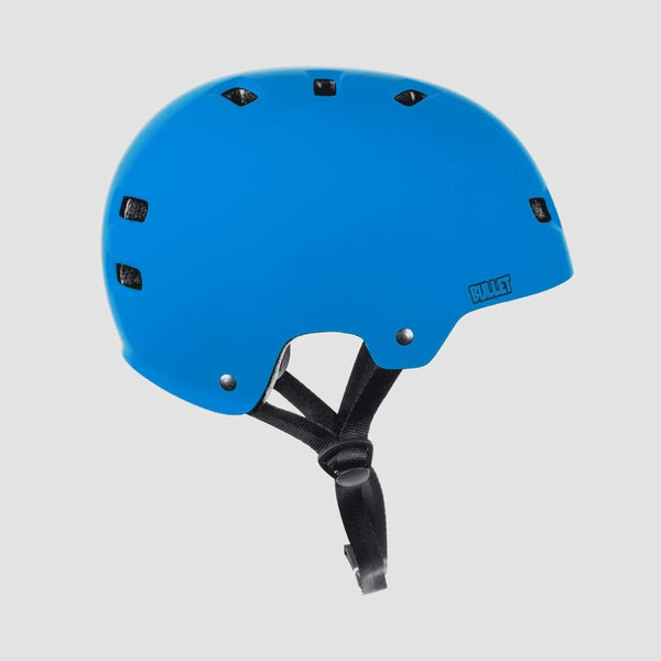 Bullet Deluxe T35 Helmet Matt Blue - Kids - Safety Gear