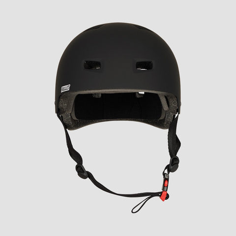 Bullet T35 Deluxe Helmet Matte Black - Safety Gear