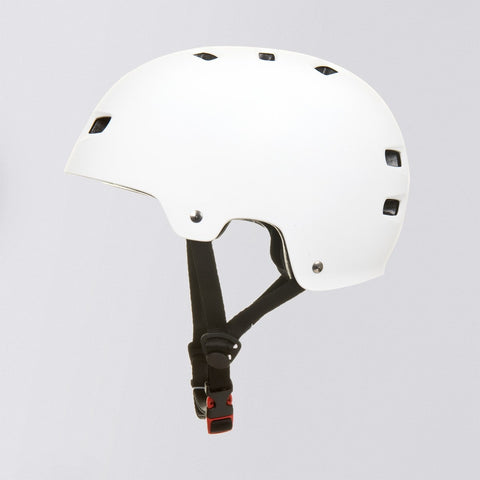 Bullet T35 Deluxe Helmet Matte White - Safety Gear