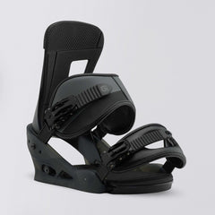 Burton Freestyle Soft Flex Snowboard Bindings Black Matte - Snowboard
