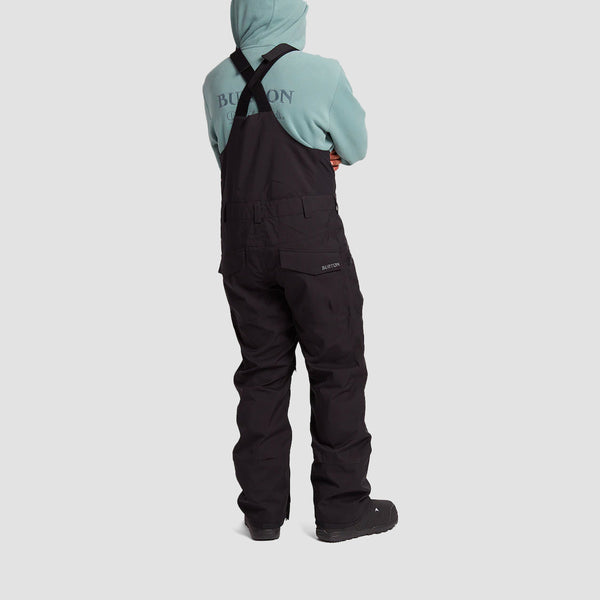 Burton Reserve Snow Bib True Black