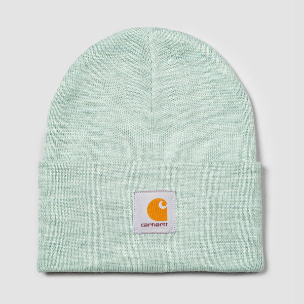 Carhartt WIP Acrylic Watch Beanie Frosted Green Heather - Unisex