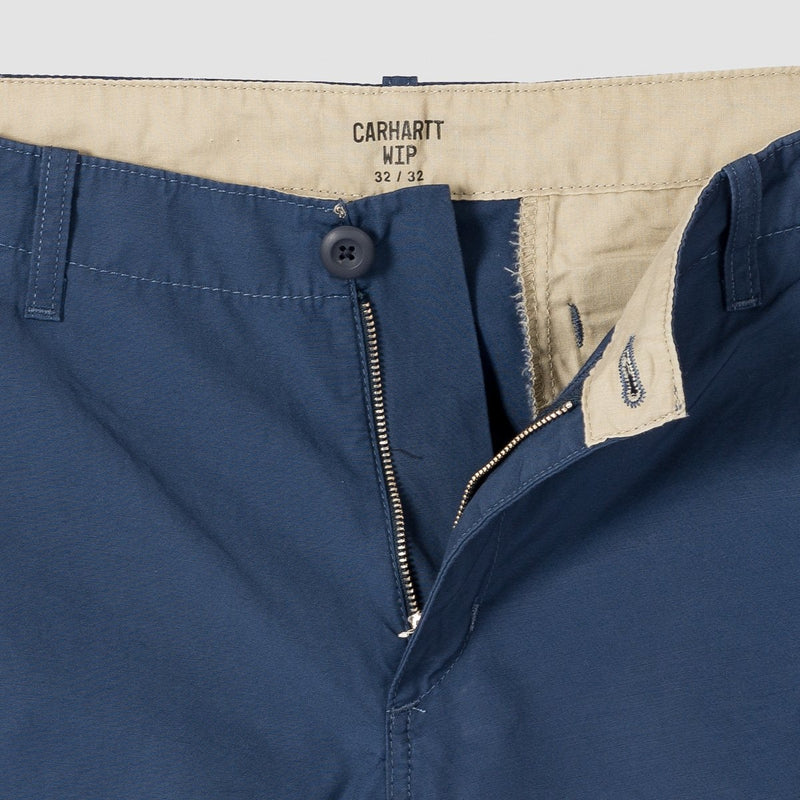 Carhartt WIP Aviation Pants Blue - Clothing