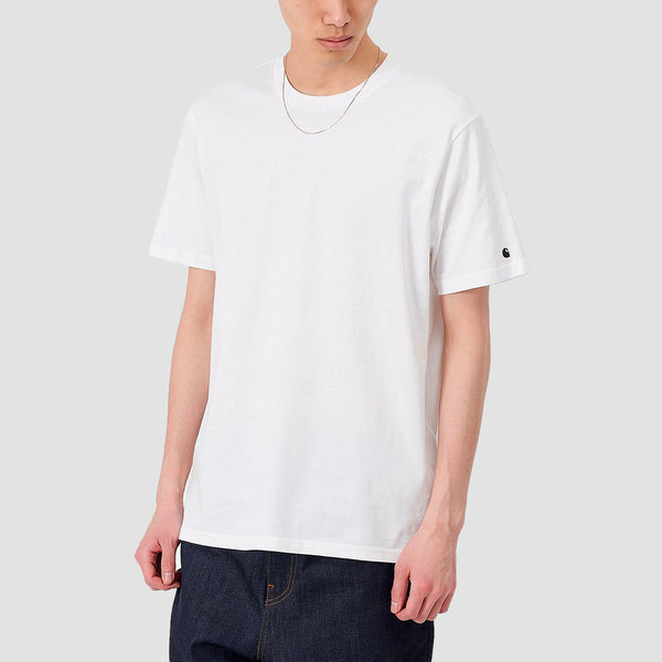 Carhartt WIP Base Tee White/Black