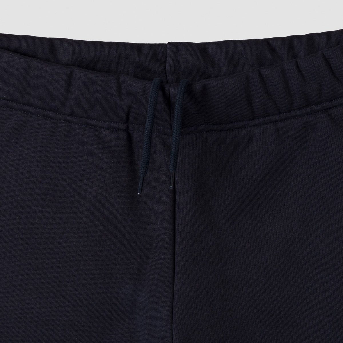 Carhartt WIP Chase Sweat Shorts Dark Navy/Gold - Clothing