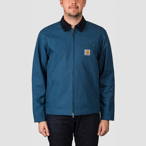 Carhartt WIP Detroit Jacket Prussian Blue
