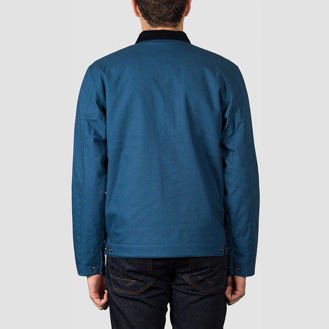 Carhartt WIP Detroit Jacket Prussian Blue - Clothing