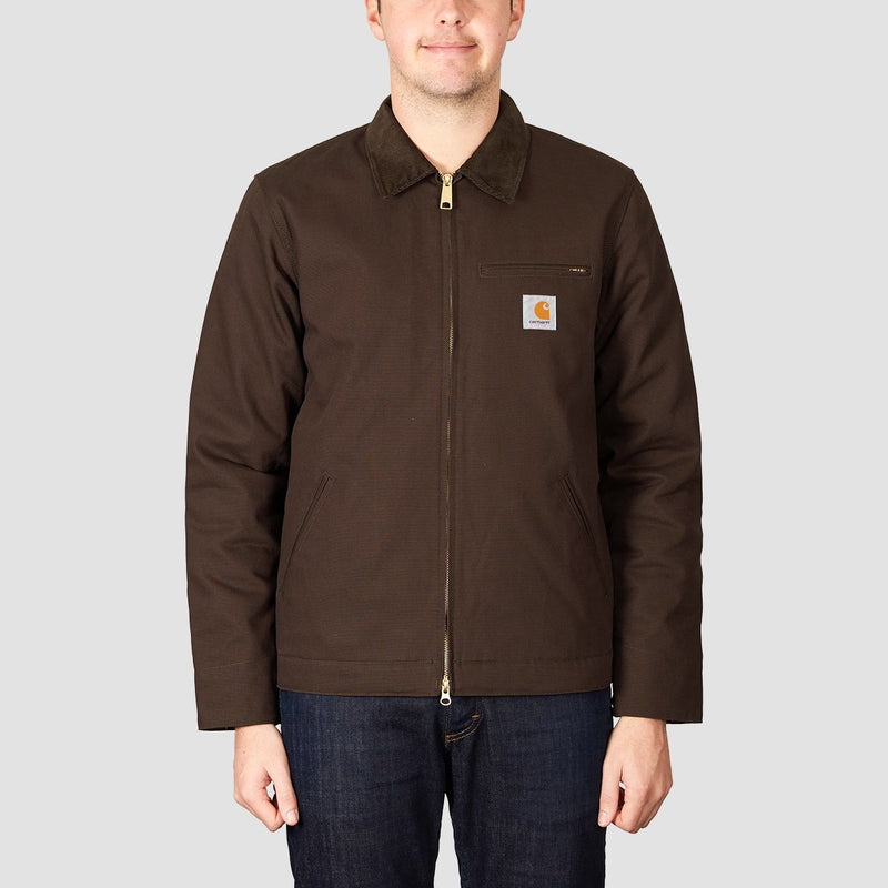 Carhartt WIP Detroit Jacket Tobacco - Clothing