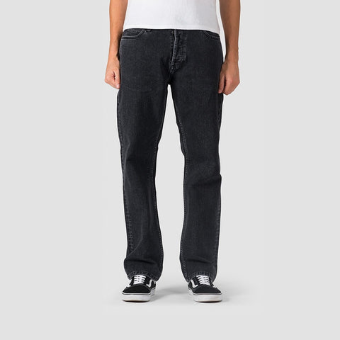 Carhartt WIP Marlow Pants Black Stone Washed