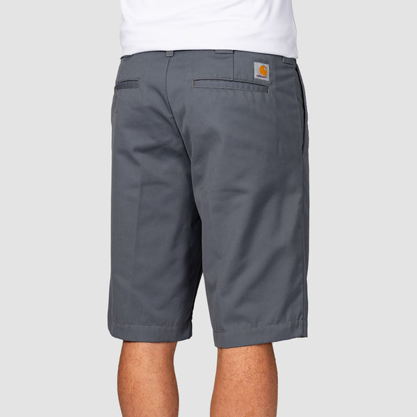 Carhartt WIP Master Shorts Shiver Rinsed
