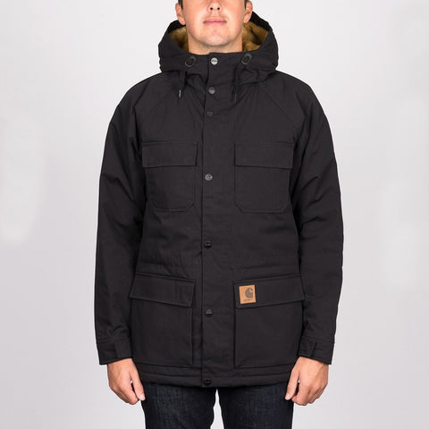 Carhartt WIP Mentley Jacket Black
