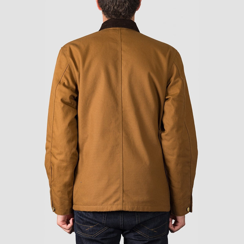 Carhartt WIP Michigan Coat Hamilton Brown - Clothing