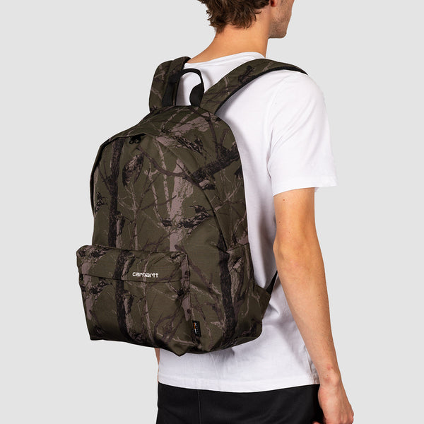 Carhartt WIP Payton 18.4L Backpack Camo Tree Green/White