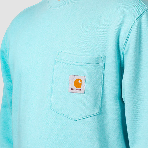 Carhartt WIP Pocket Crew Sweat Window