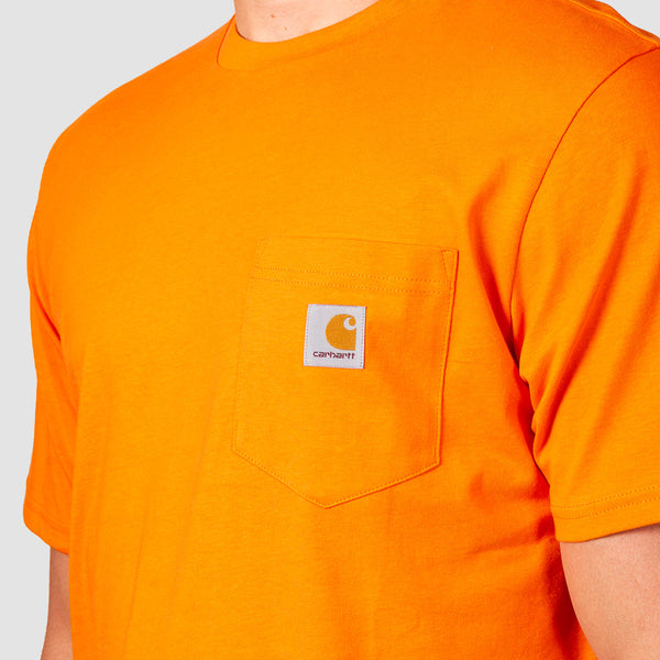 Carhartt WIP Pocket Tee Clockwork