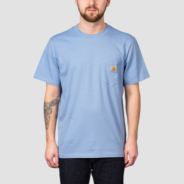 Carhartt WIP Pocket Tee Wave