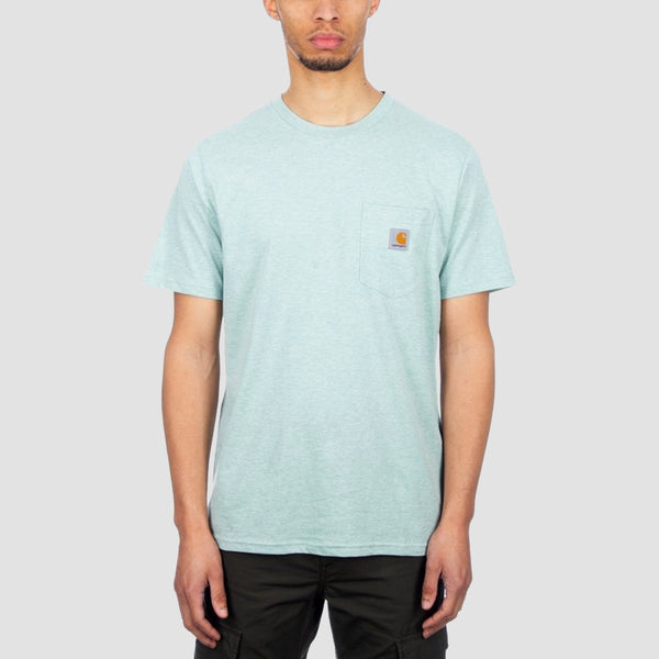 Carhartt WIP Pocket Tee Zola Heather
