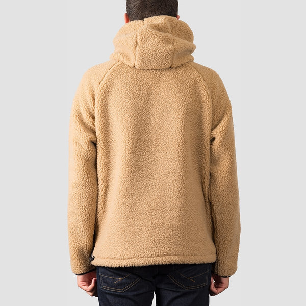 Carhartt WIP Prentis Pullover Liner Jacket Dusty Hamilton Brown - Clothing