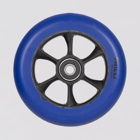 Chilli Pro Turbo Wheel 110mm Blue/Black