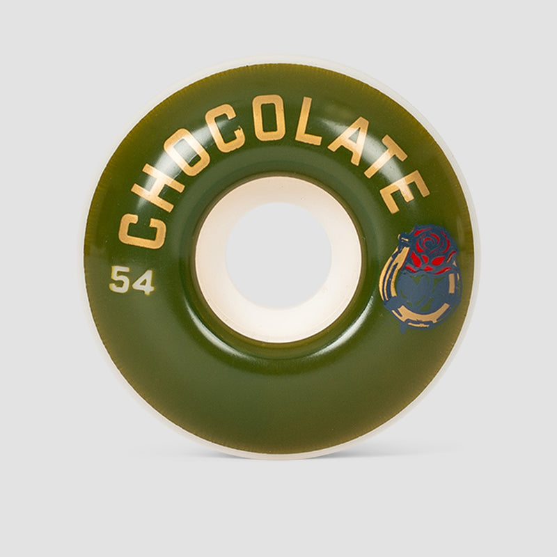 Chocolate Luchadore Staple 99D Wheels 54mm