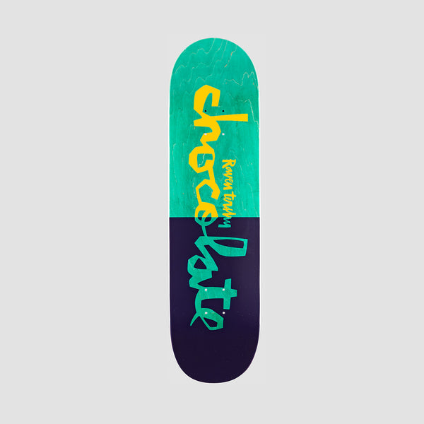Chocolate Original Chunk Raven Tershy WR39 Deck - 8.5""