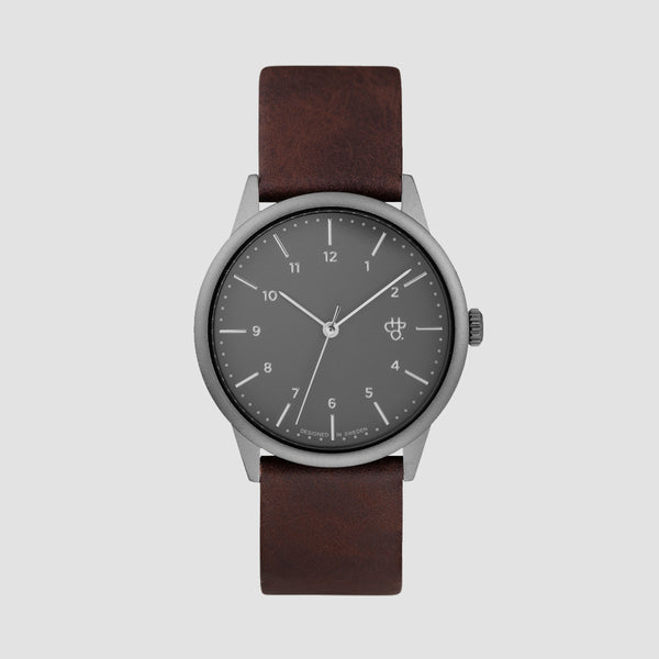 CHPO Rawiya Watch Betong/Brown - Unisex