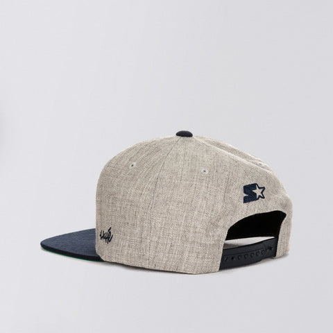 Cliche Big League Starter Cap Grey - Accessories