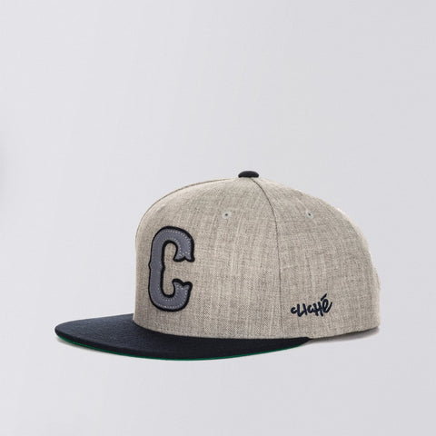 Cliche Big League Starter Cap Grey