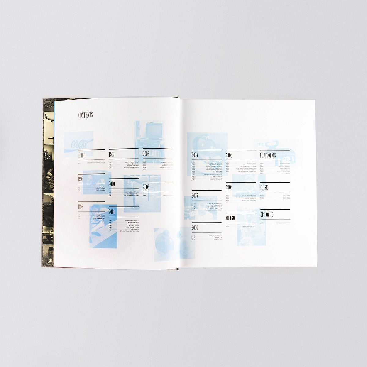 Cliche Resume Book - Skateboard