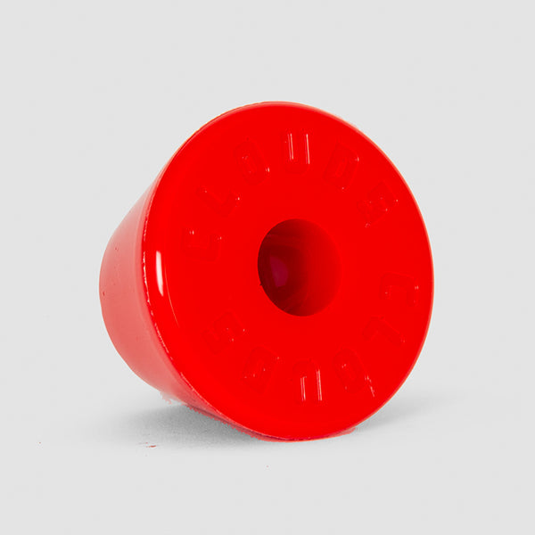 Clouds Urethane Toe Stop Red
