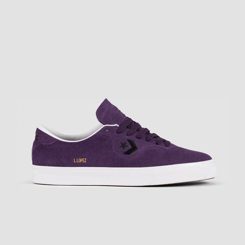 Converse Louie Lopez Pro Ox Grand Purple/Black/White - Unisex L