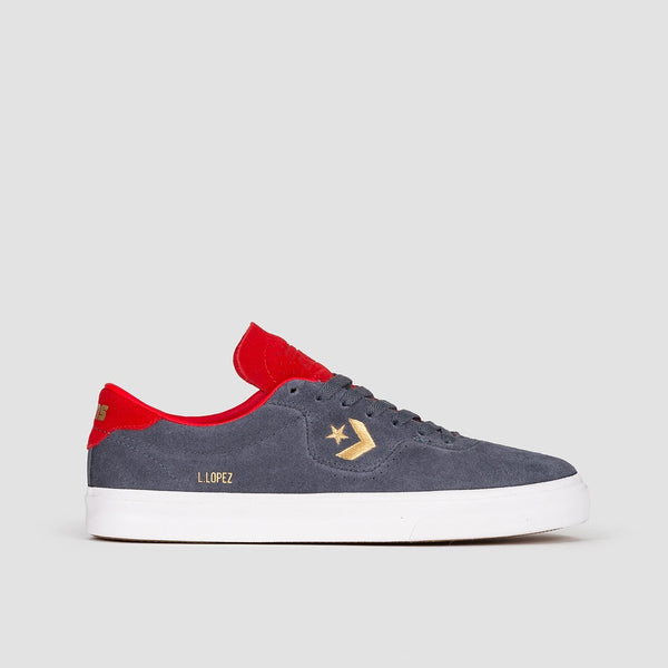 Converse Louie Lopez Pro Ox Sharkskin/Casino/White - Footwear