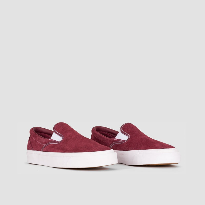 Converse One Star CC Slip Pro Dark Burgundy/White - Unisex L - Footwear