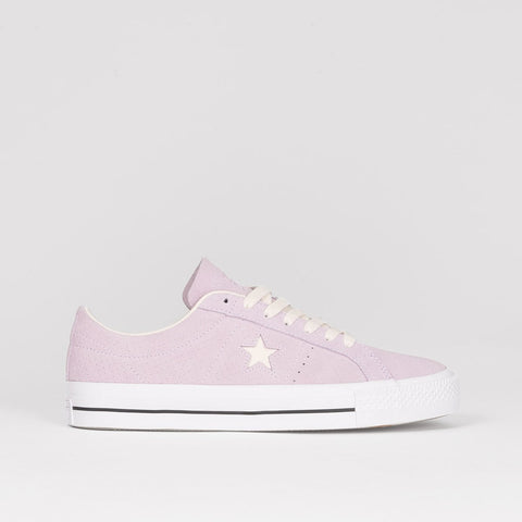 Converse One Star Pro Barely Grape/Driftwood/White - Unisex L
