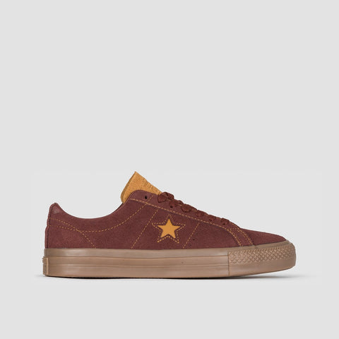 Converse One Star Pro Ox Barkroot Brown/Ale Brown - Unisex L