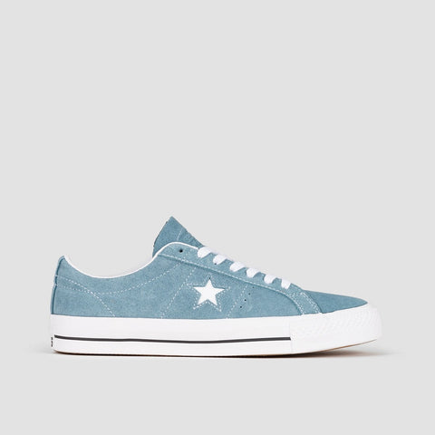 Converse One Star Pro Ox Celestial Teal/Black/White
