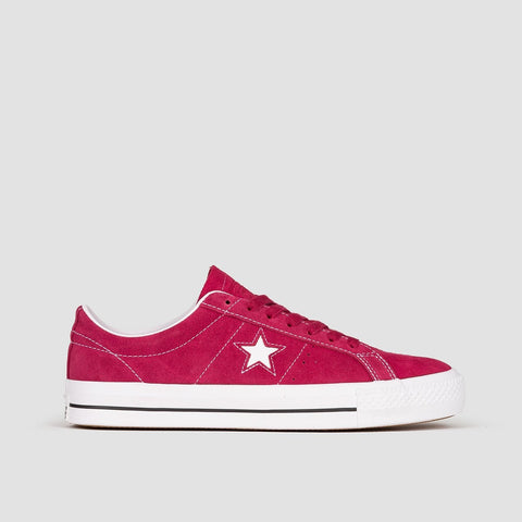 Converse One Star Pro Ox Rhubarb/Black/White