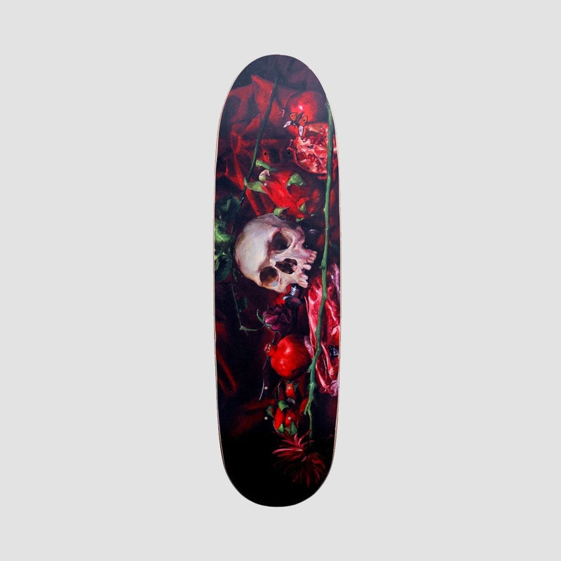 Creature Everslick Barber Vanitas Deck Multi - 8.8 - Skateboard