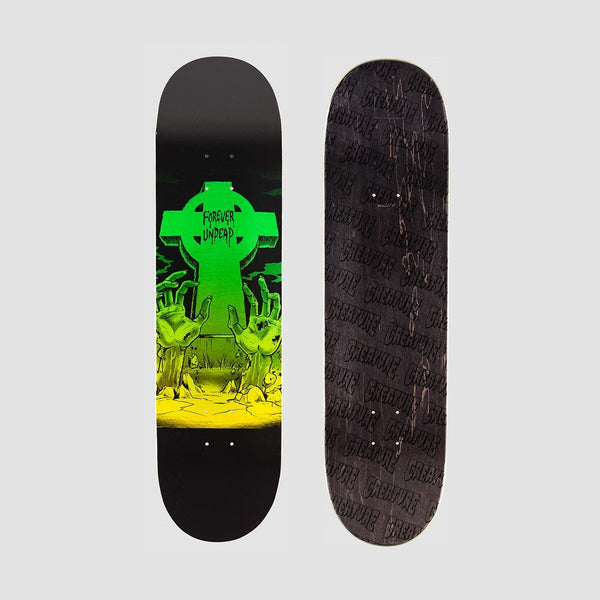 Creature Forever Undead Deck - 8.375 - Skateboard