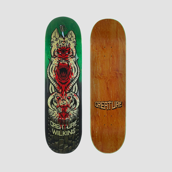 Creature Wilkins Totem Power Ply Deck - 8.8""