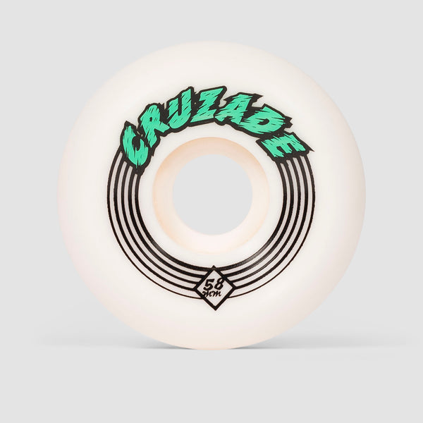 Cruzade 83B Wheels 58mm
