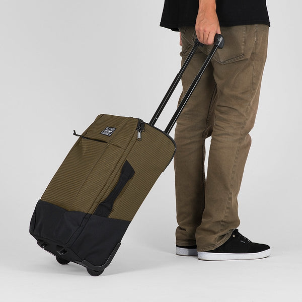 Dakine Carry On EQ Roller 40L Wheeled Travel Bag Tamarindo - Accessories