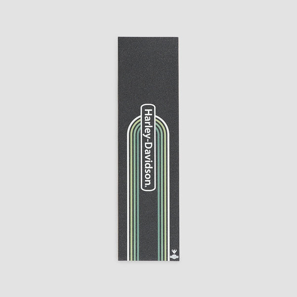 Darkstar Harley-Davidson AMF-Era Grip Tape Black/Green - 9 - Skateboard