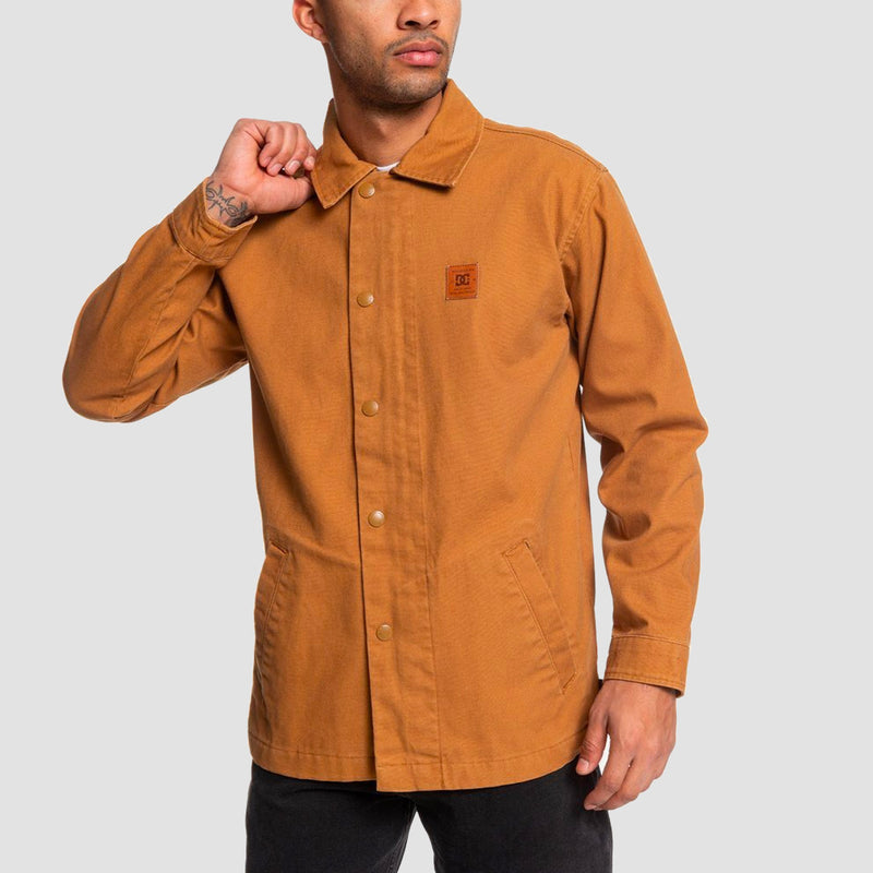 DC Alton Coach Jacket DC Wheat