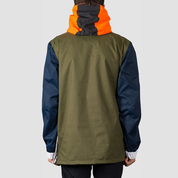 DC Asap Anorak SE Packable Snow Jacket Repurpose B Solid - Snowboard