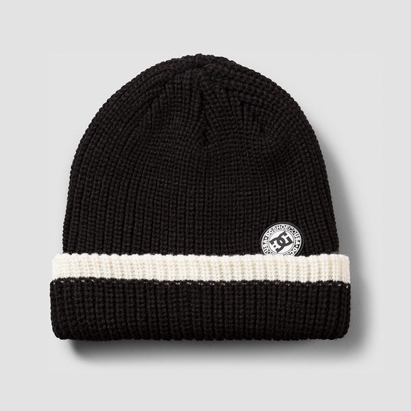 DC Backside Beanie Black - Accessories