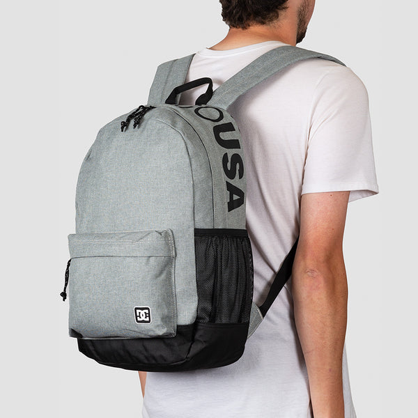 DC Backsider 18.5L Backpack Grey Heather